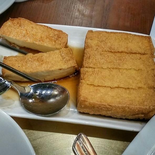 Fried Tofu @ Yue Huang
