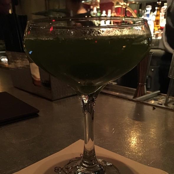 Emerald Gimlet