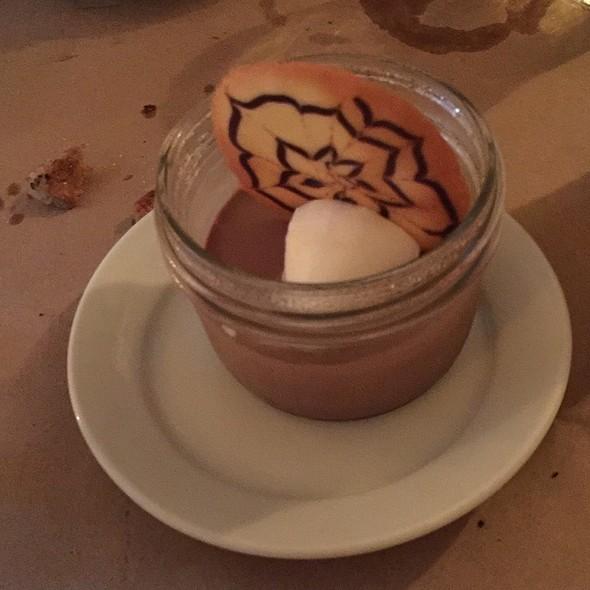 Chocolate Pots de Cremé