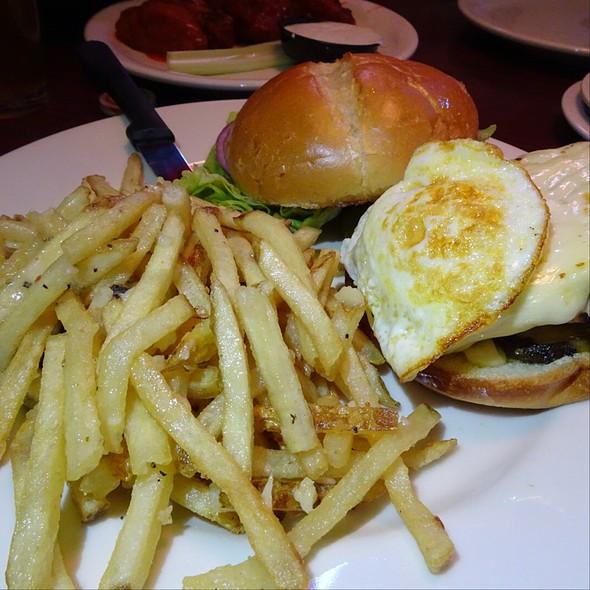 Fowl Cow Burger