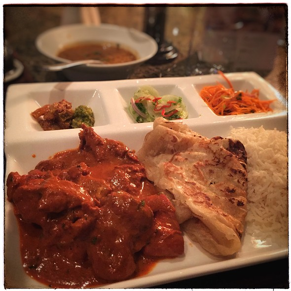 Chicken Makhani @ The Postbox