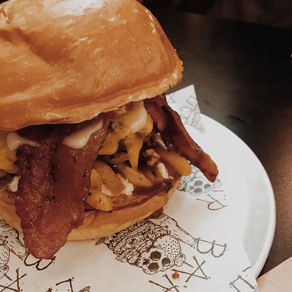 Blame Canada Burger & Fries