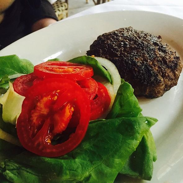 Hamburger @ Gibson's Steakhouse