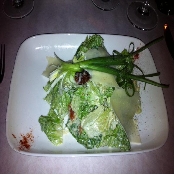 Caesar Salad - Nonno's Ristorante, Murrieta, CA