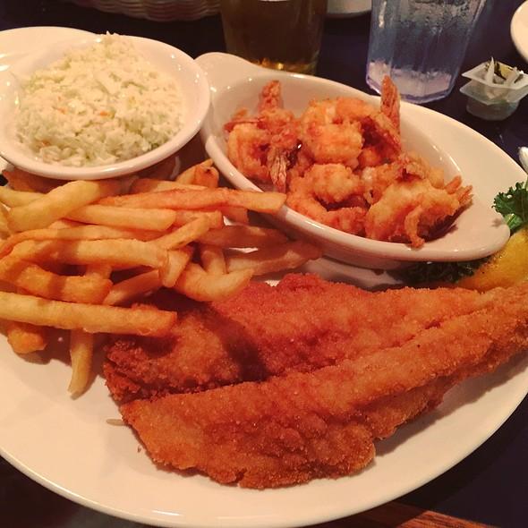 Fried Catfish & Shrimp
