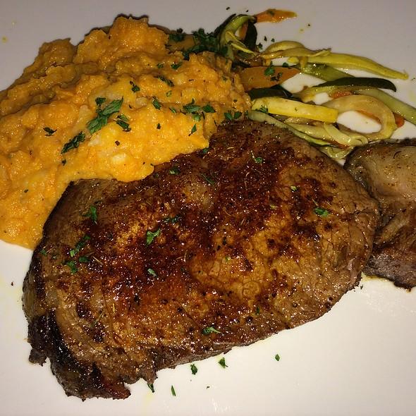Slow Roasted Prime Rib - Longfellows Restaurant & Hotel, Saratoga Springs, NY