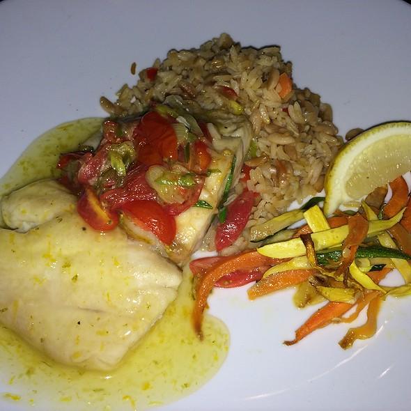 Black Sea Bass - Longfellows Restaurant & Hotel, Saratoga Springs, NY