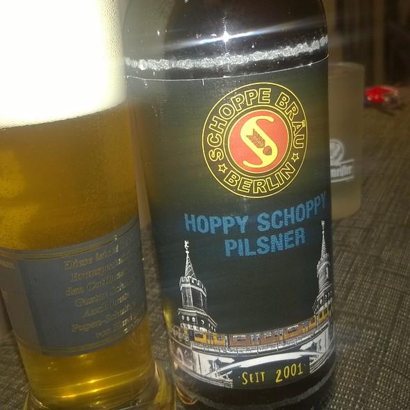 Hoppy Schoppy Pilsner