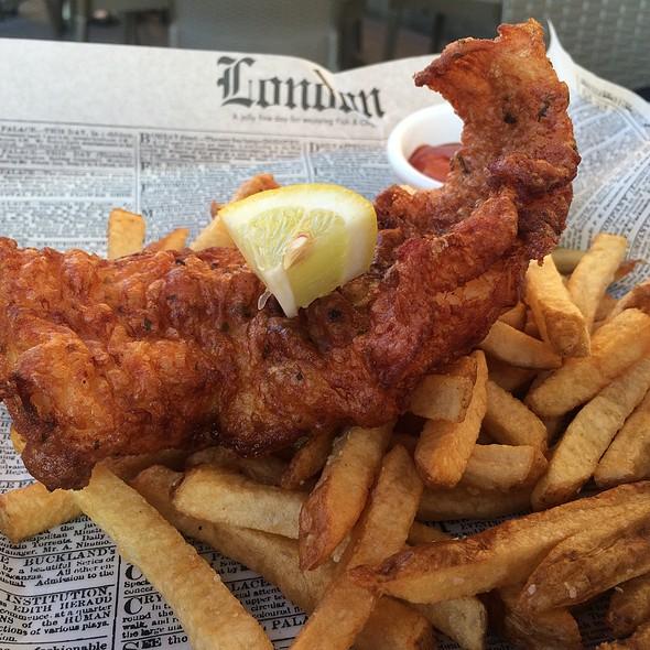 Fish and Chips - Remlik's, Binghamton, NY