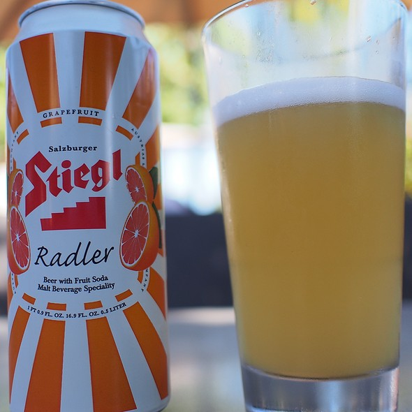 Stiegl Grapefruit Radler @ Gram & Dun
