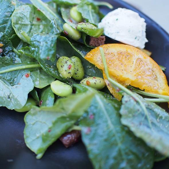 Spinach Salad @ Gram & Dun