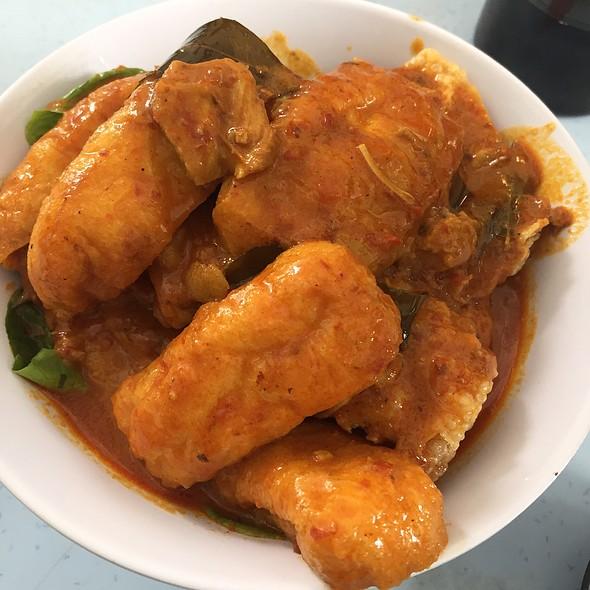 Curry @ Restoran MaMa Love