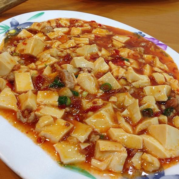 麻婆豆腐 @ 上賓飯店