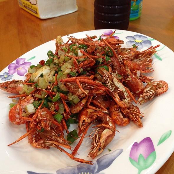 炸溪蝦 @ 上賓飯店