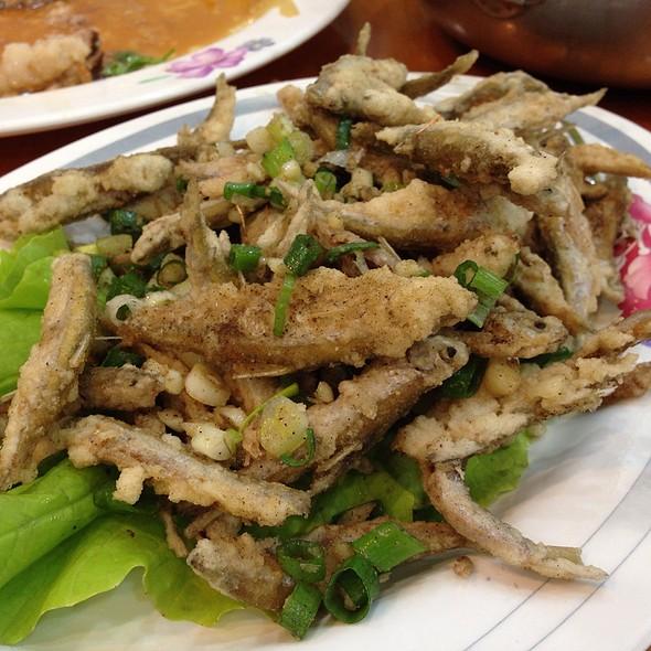 炸溪魚 @ 上賓飯店