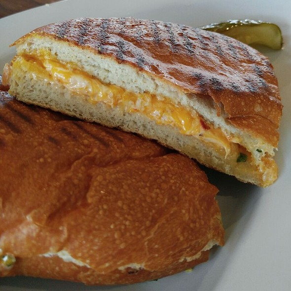 Gourmet Grilled Cheese @ Atlanta Bread Company
