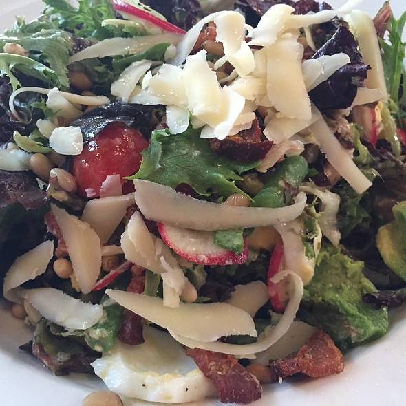 Haché Salad