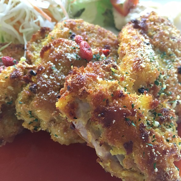 Herbed Panko Crusted Chicken