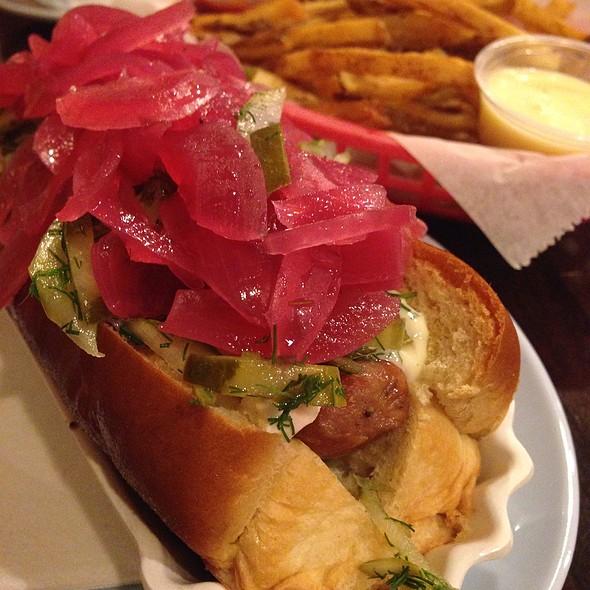 Good Dog Hot Dogs Houston Texas