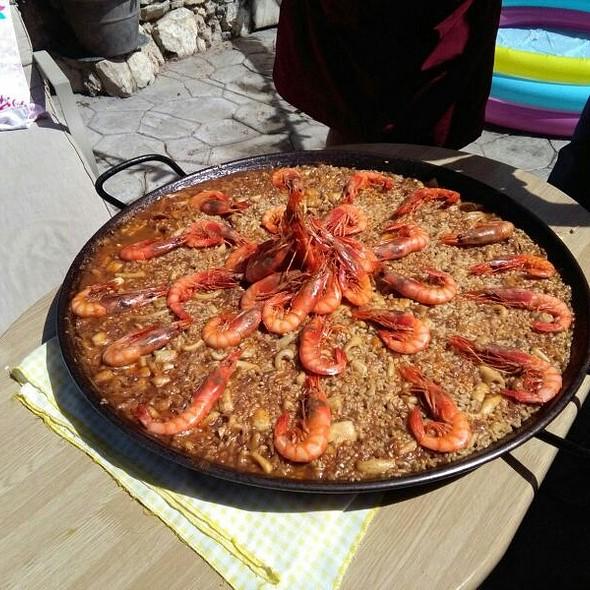 Paella Para 16 @ Béjar's