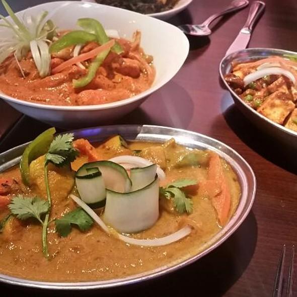 Veggie Korma - Bombay Exotic Cuisine of India, San Diego, CA