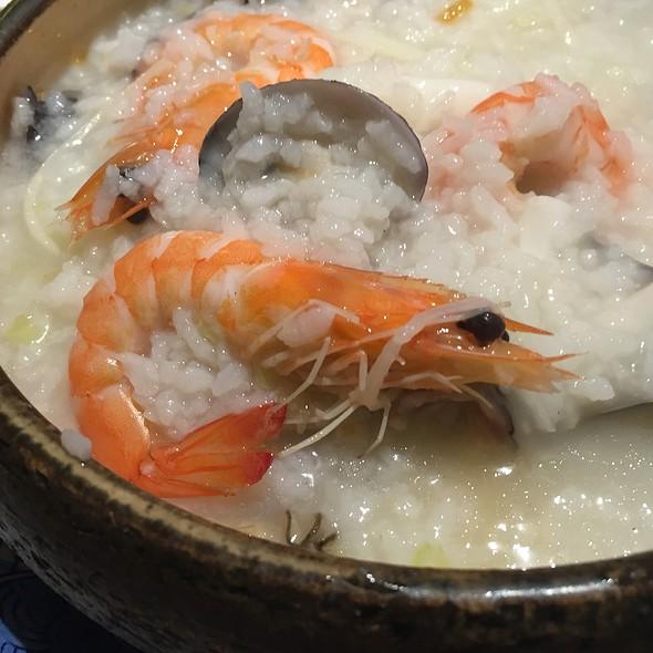 Seafood Porridge @ 大鵬灣食堂