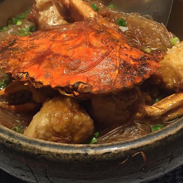 Crab Vermicelli @ 大鵬灣食堂