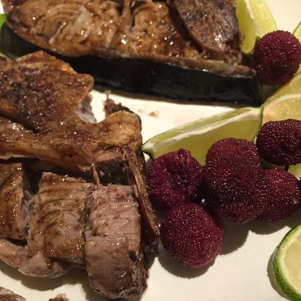Tuna Steak @ 大鵬灣食堂