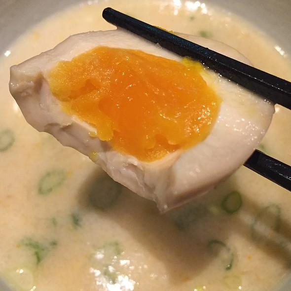 Egg @ 山頭火