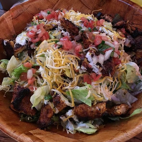 Spit Roast Chicken Salad @ Off Site Kitchen