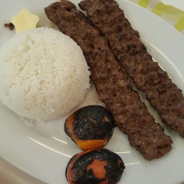 Double Chelo Kebab @ Mister Kebab