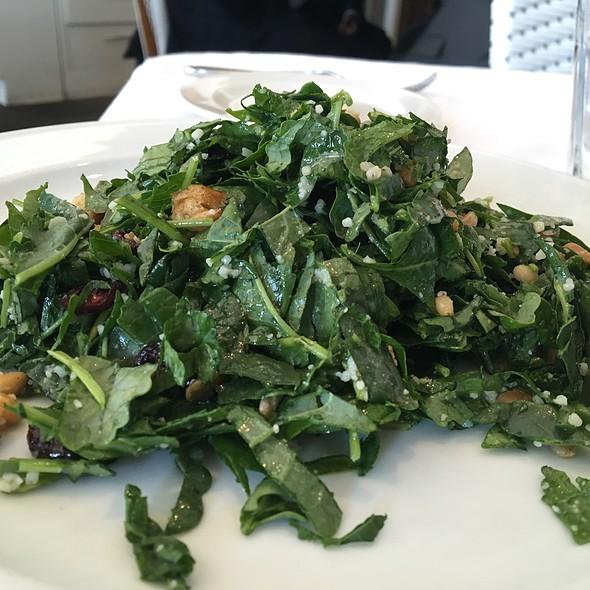 Kale Salad - Brasserie 19, Houston, TX