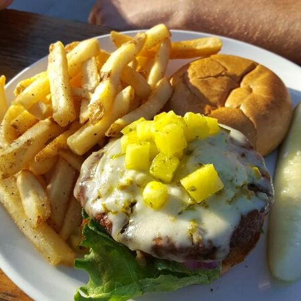 Gaucho Burger @ Gonzo's Biggdogg Brewing