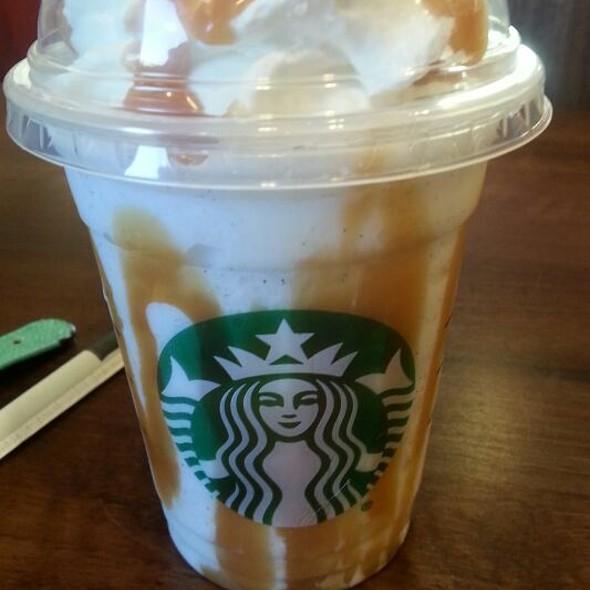 Vanilla Bean @ Starbucks