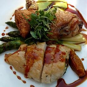 Chicken Three Ways