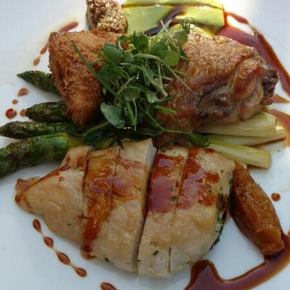 Chicken Three Ways @ Fire Food And Drink