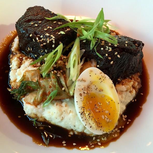 Braised Short Ribs - Black Sheep Restaurant, Jacksonville, FL