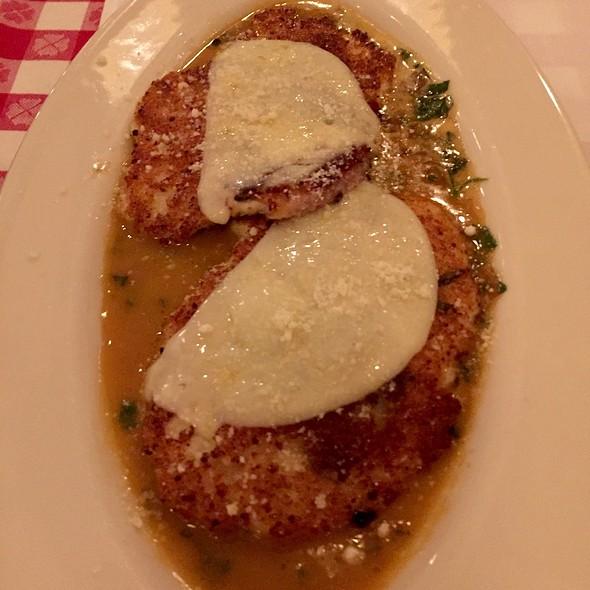 Chicken Saltimbocca @ Maggiano's - San Antonio