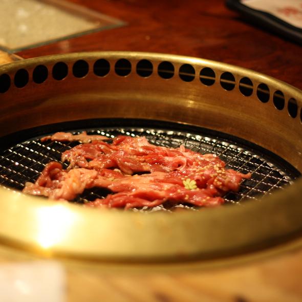 Yakiniku @ Gyu Kaku Japanese BBQ Dining