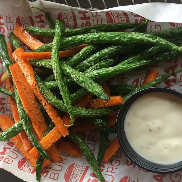 Veggie Frites @ Smashburger