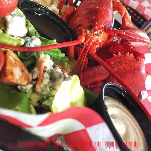 Whole Lobster @ Rock Lobstah