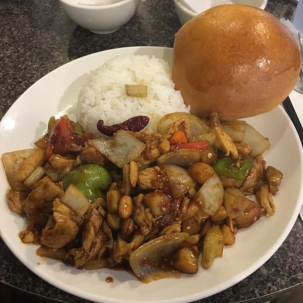 Kung Pao Chicken @ Mee Sum Pastry