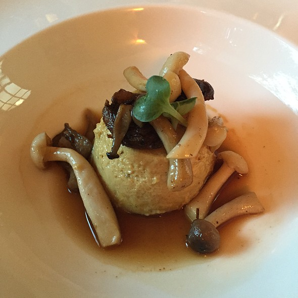 Foie Gras - La Panetiere, Rye, NY