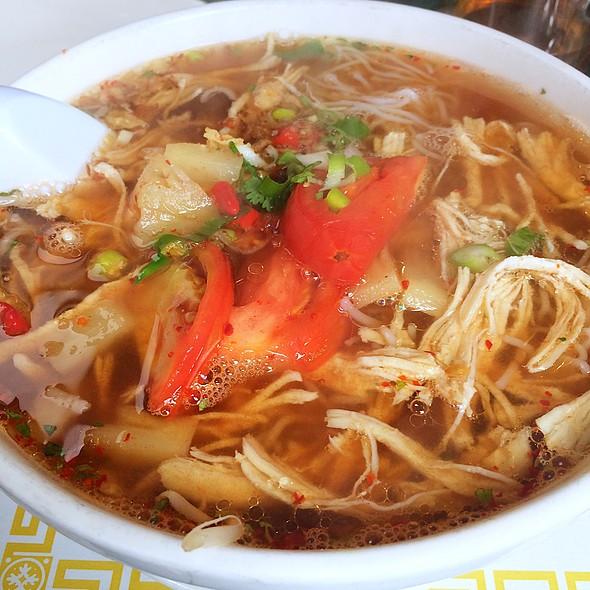 Canh Chua Ga @ Sai's Restaurant