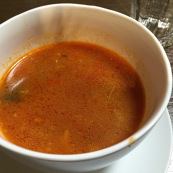 ランチのスープ @ Taverna I 不動前店