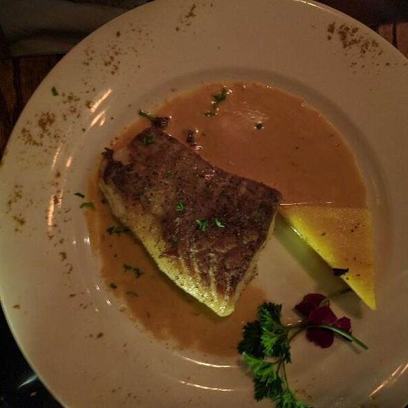 Grilled Pollack - La Sirene, New York, NY