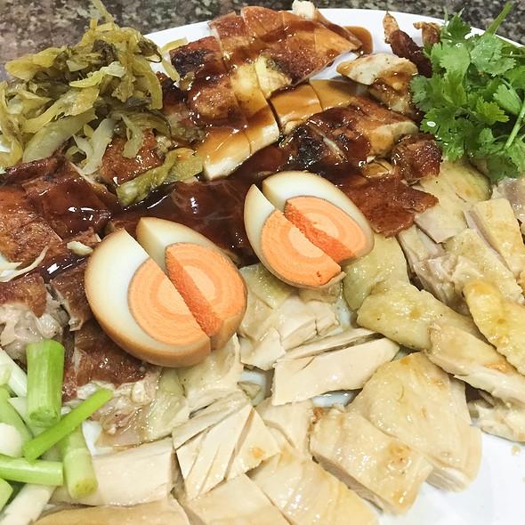 Mixed Chicken