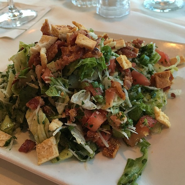 Derby Chopped Salad @ Timuquana Country Club