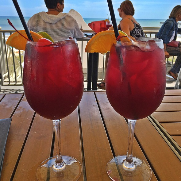 Sangria On The Ocean @ Casa Marina Inn & Restaurant