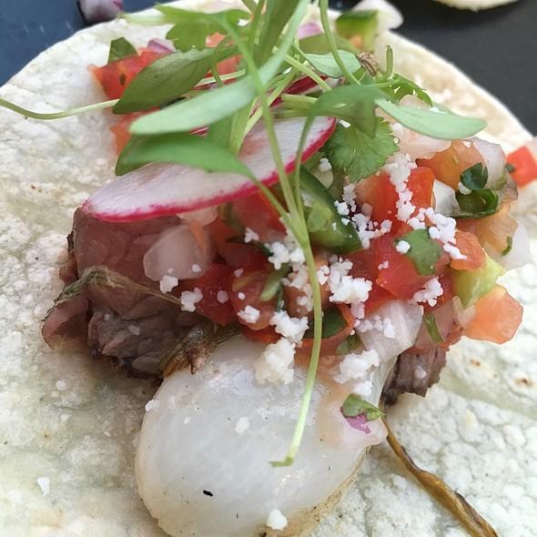 Steak Tacos @ Barrio Costero